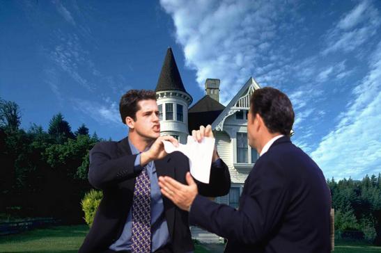 Расторжение арендодателем договора аренды